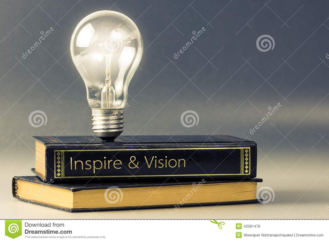 Inspire and vision
