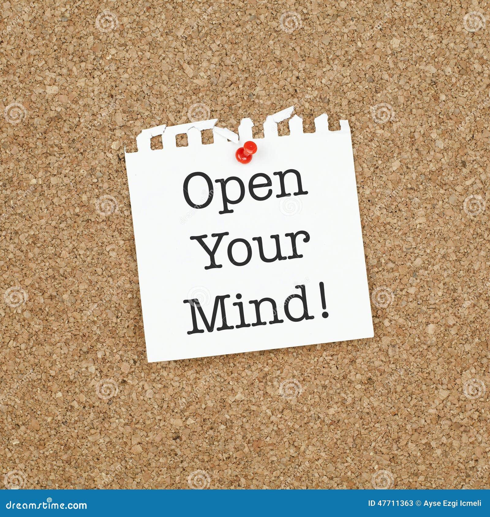 Inspirierend Geschäfts-Leben-Phrasen-Anmerkung öffnen Ihren Verstand