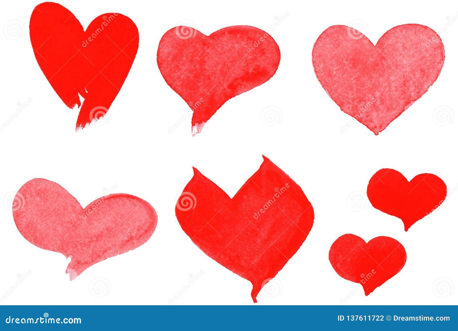 Inställda hjärtor