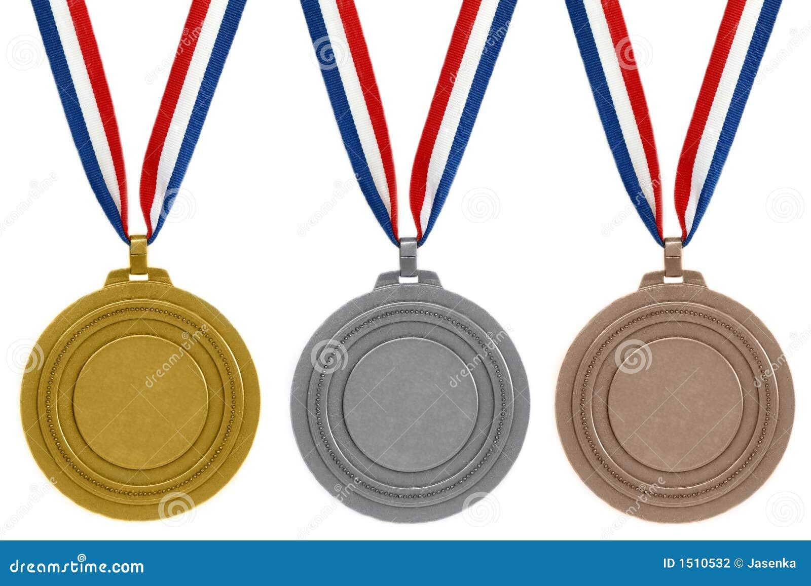 Inställda medaljer