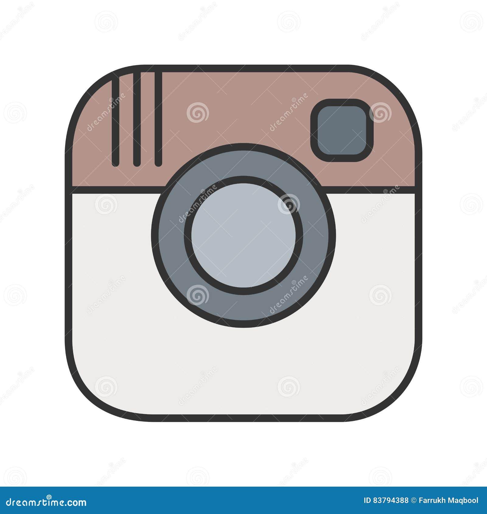 Instagram Editorial Stock Photo Illustration Of Technology 83794388