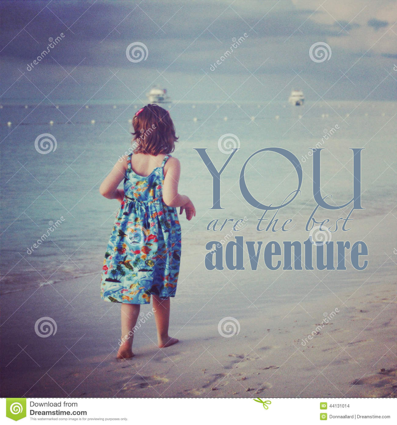 Instagram Beach Quotes: Instagram Of Young Girl Walking On Tropical Beach With