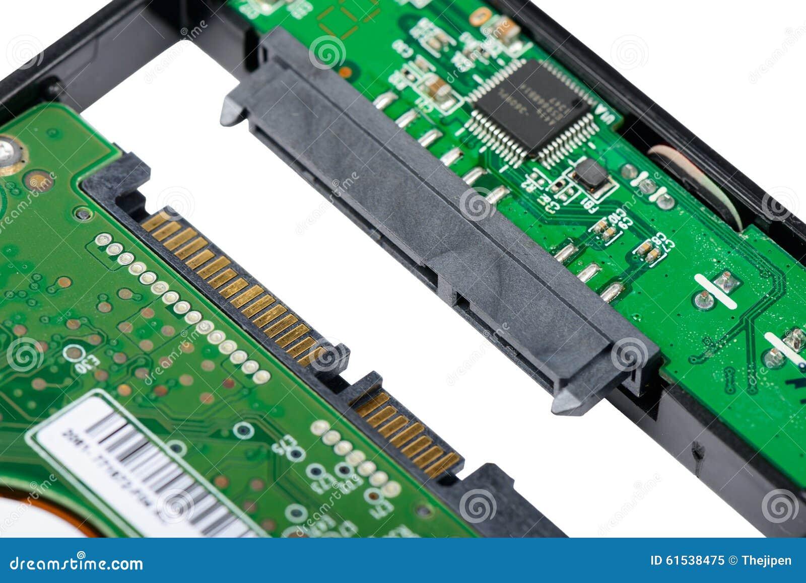 how to run photos from external hard drive