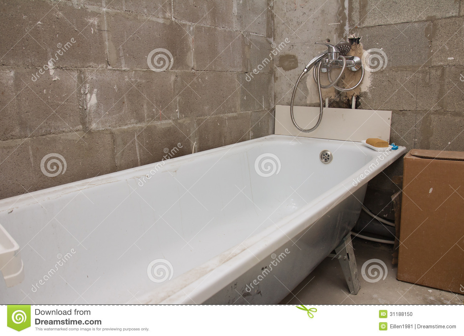 Installation de salle de bains stock images 931 photos for Salle de bain installation