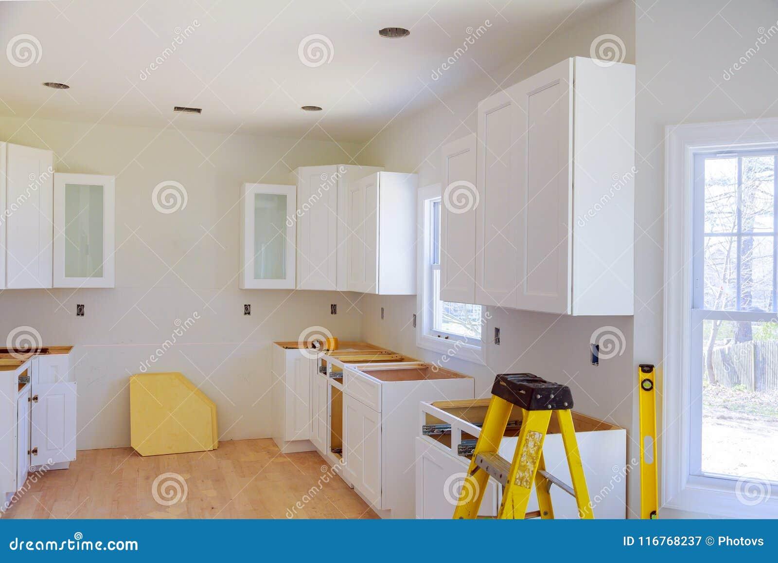 Installation Of Kitchen Installs Kitchen Cabinet Interior Design