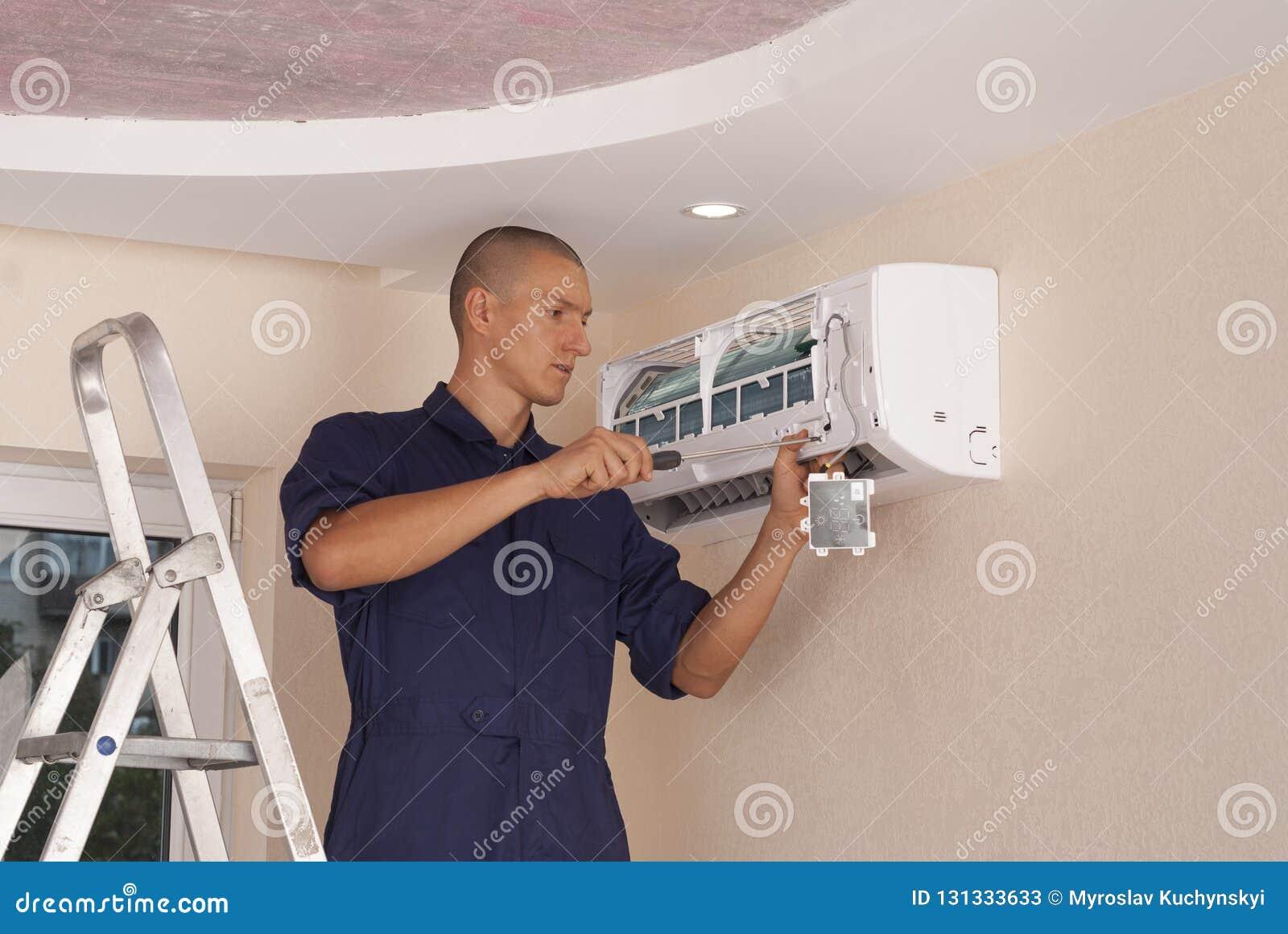 Installation und Reparatur der Klimaanlage