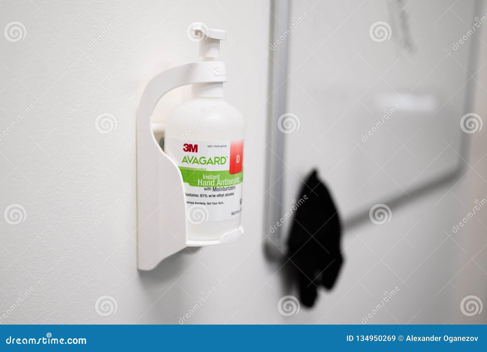 Mountain Falls Advanced Hand Sanitizer With Vitamin E Original