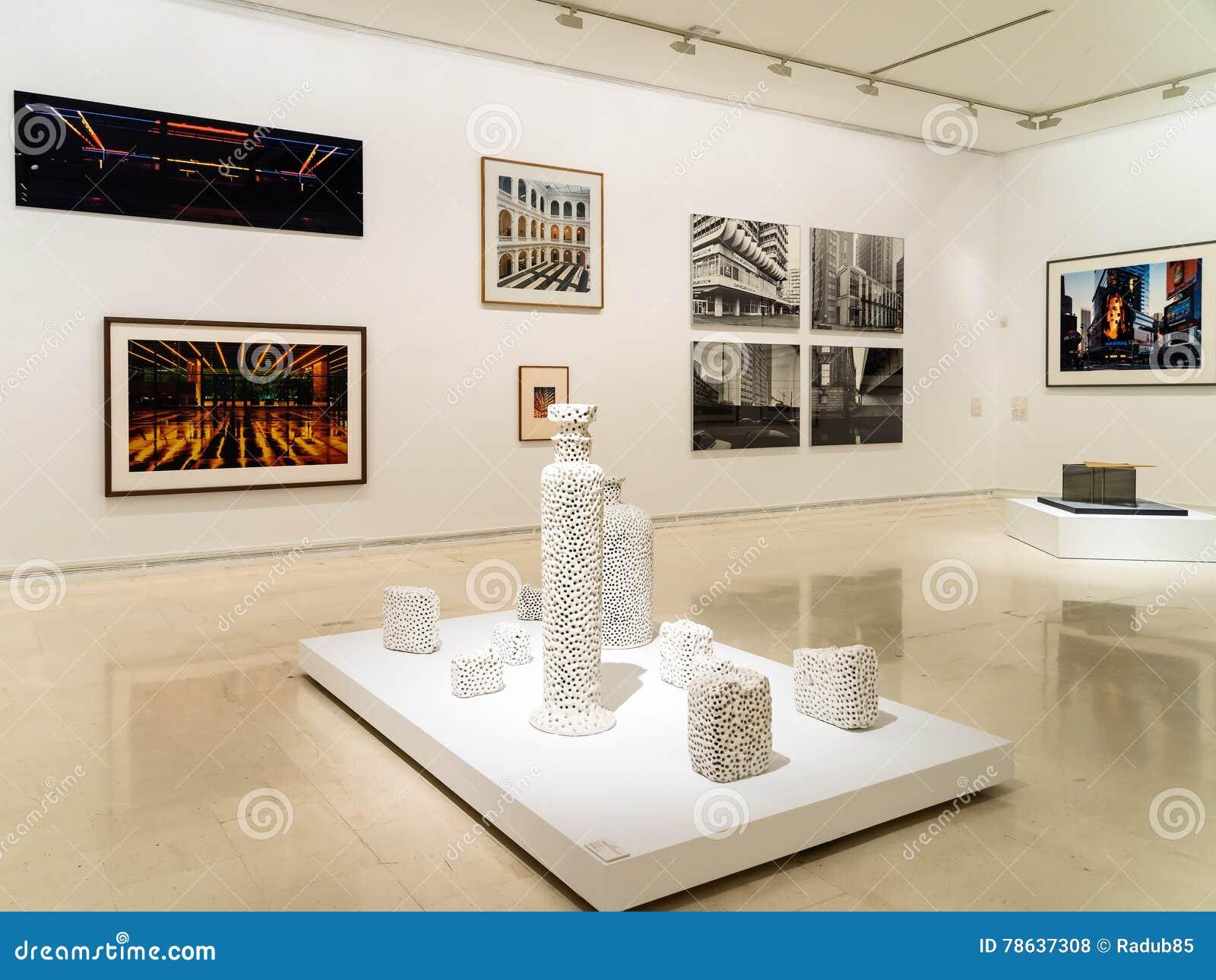 The Institut Valencia D Art Modern Valencian Institute Of
