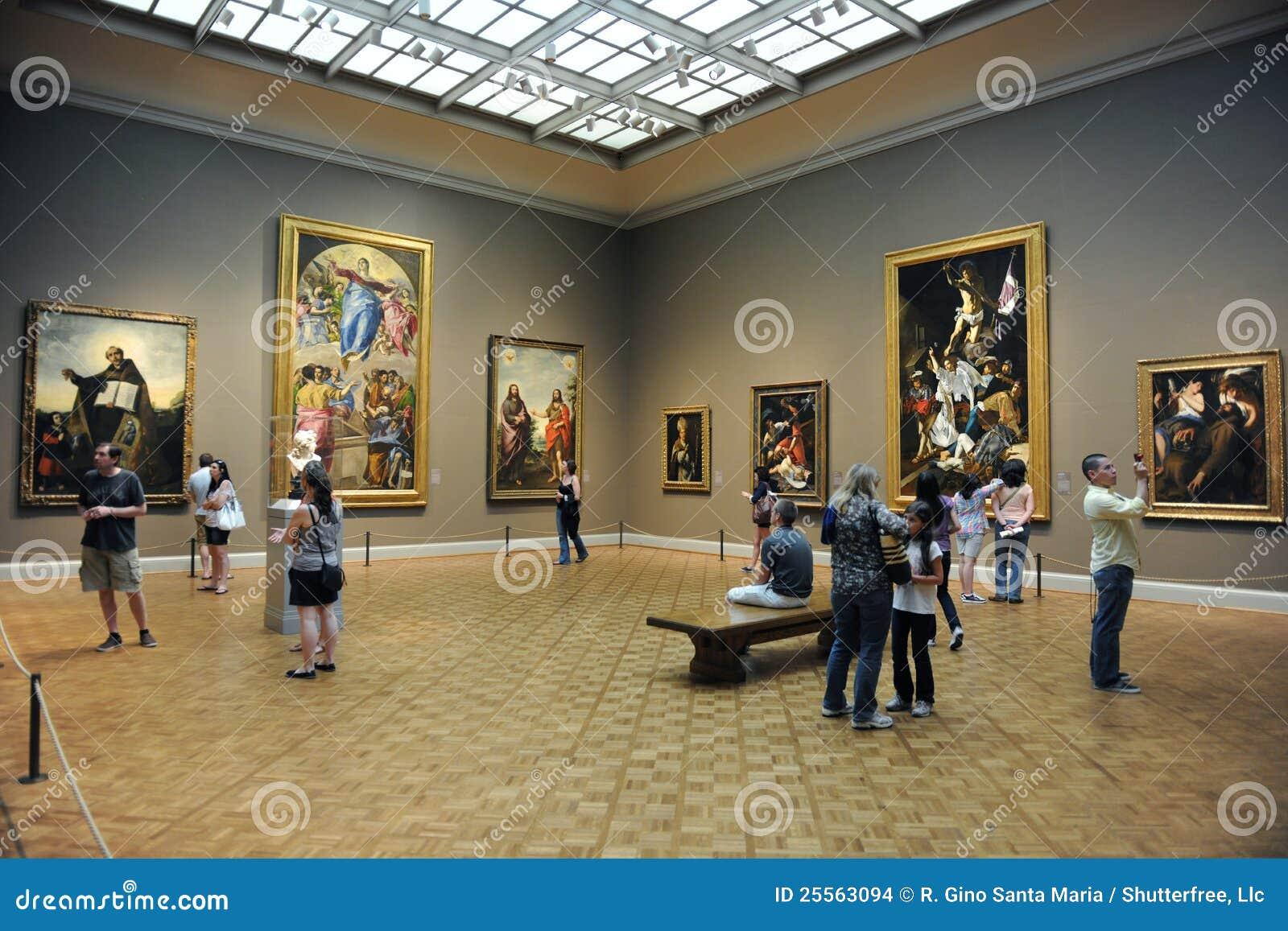 Instituto del arte de la galería de Chicago