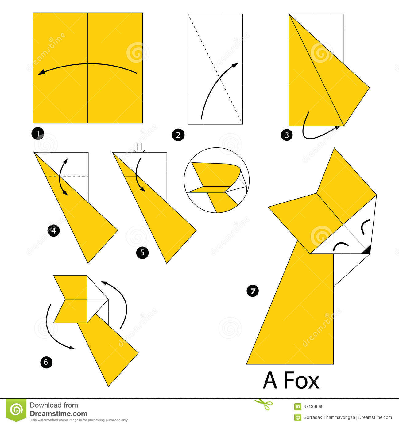 Origami Flower Printable Instructions Pdf