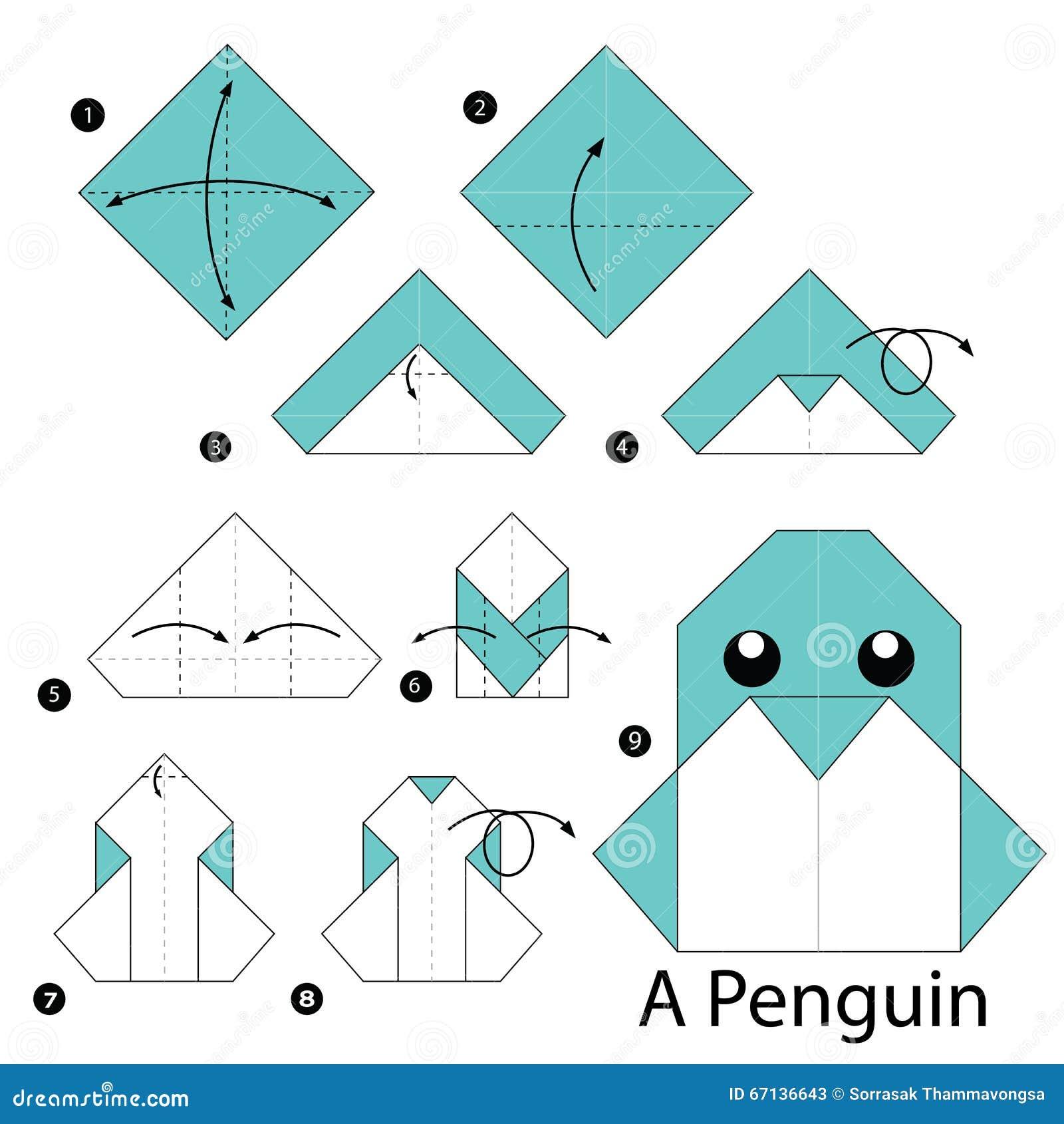 Comment Fabriquer Un Origami