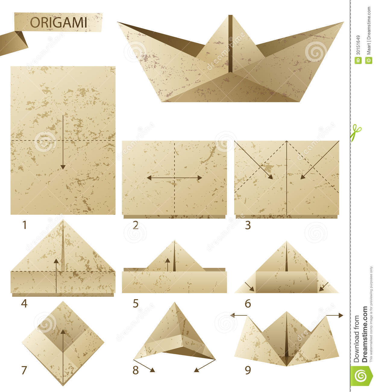comment faire un chien en papier affordable origami animaux en papier pli qui vous with comment. Black Bedroom Furniture Sets. Home Design Ideas