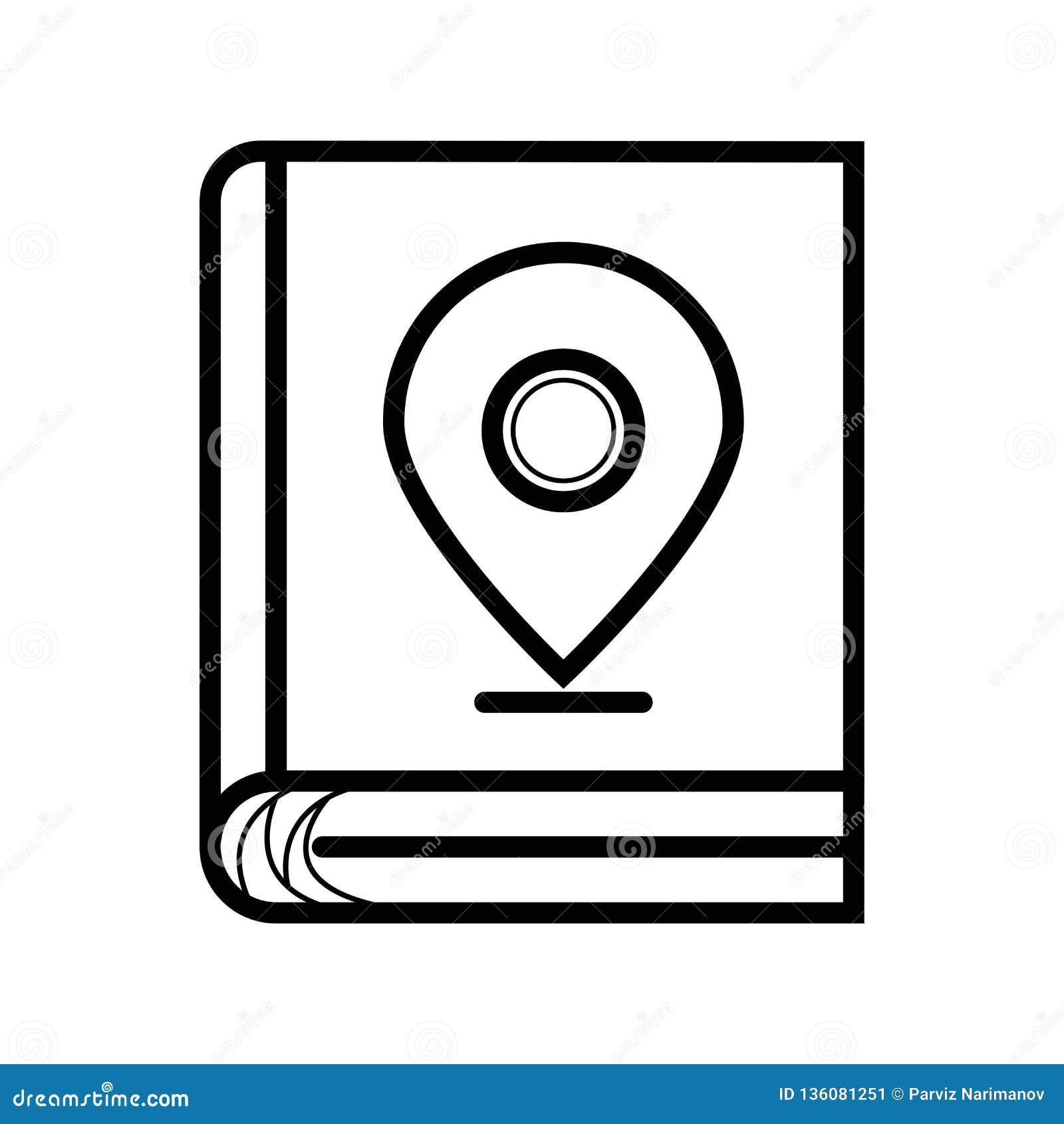 Instruction icon vector
