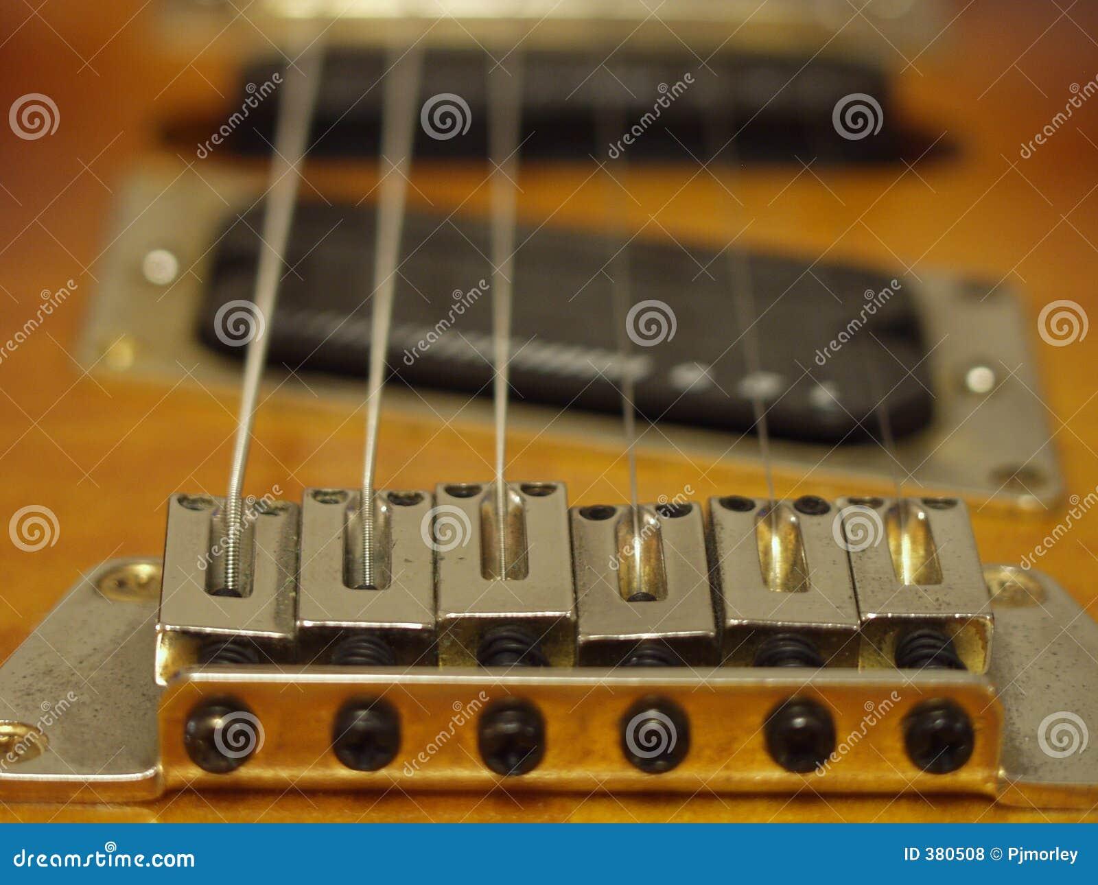 Instruction-macro de guitare