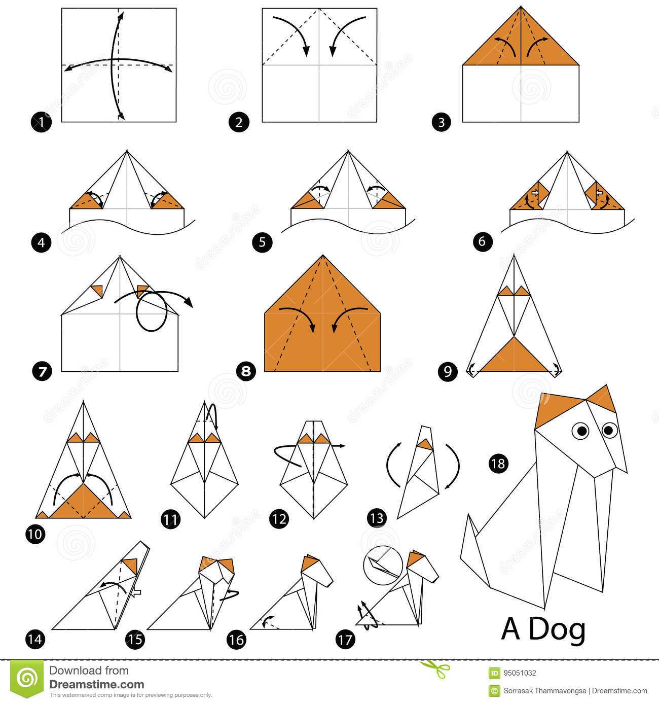 Faire origami animaux fashion designs - Origami 3d animaux ...