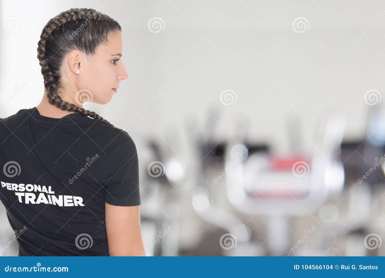 Instructor personal femenino