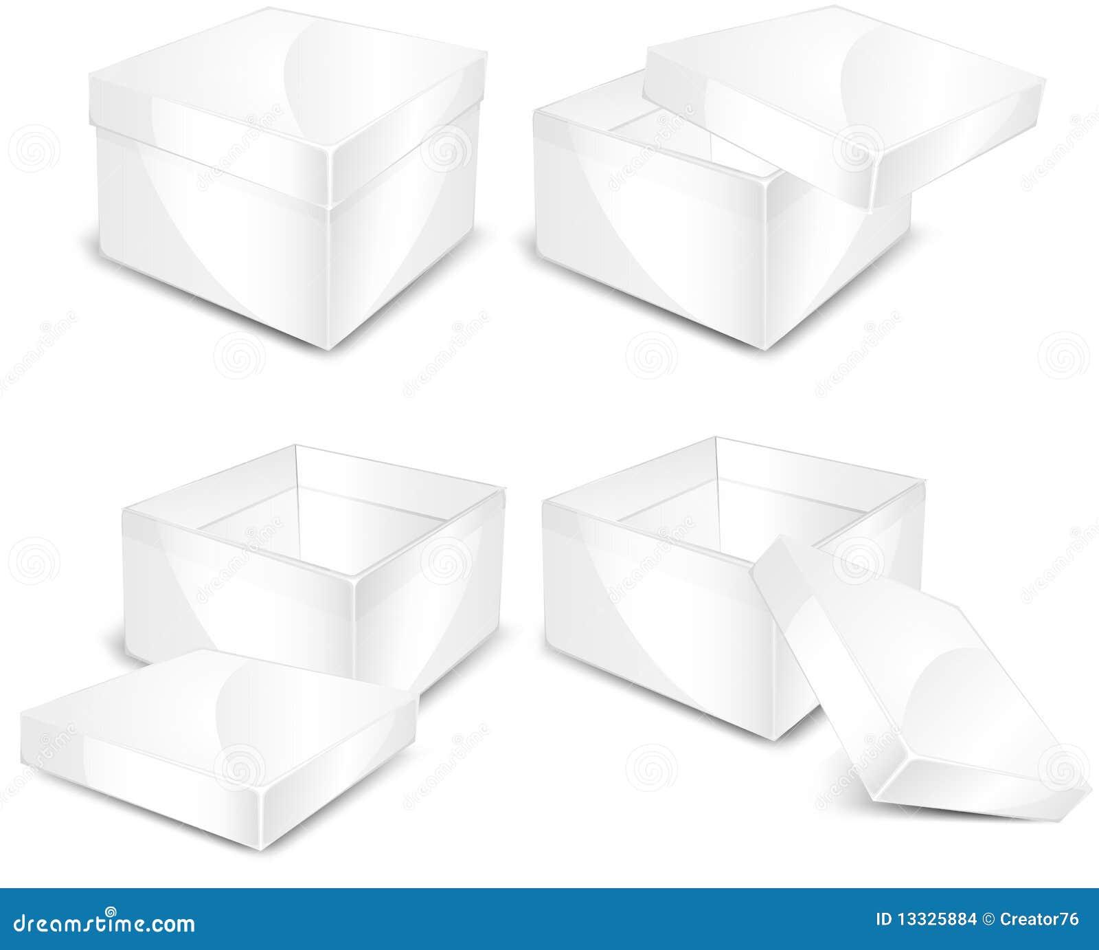 Instrukci pudełkowaty otwarcie