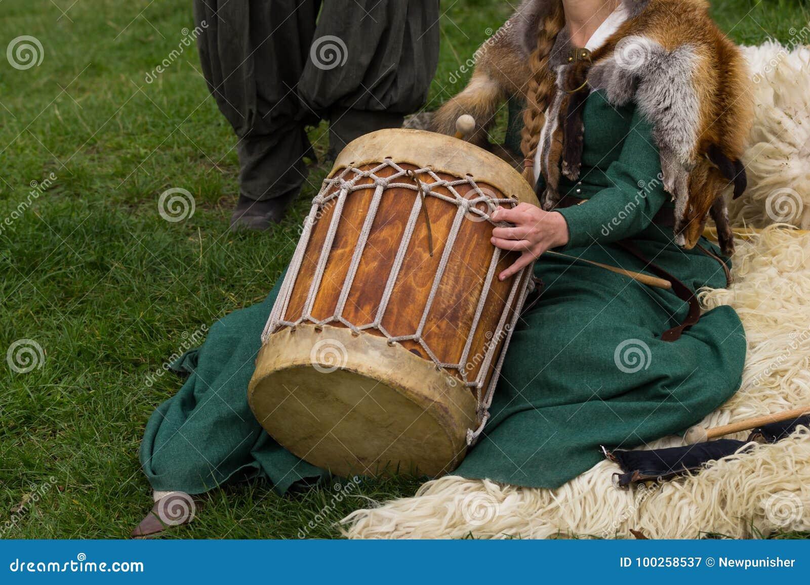 Instrument de musique médiéval