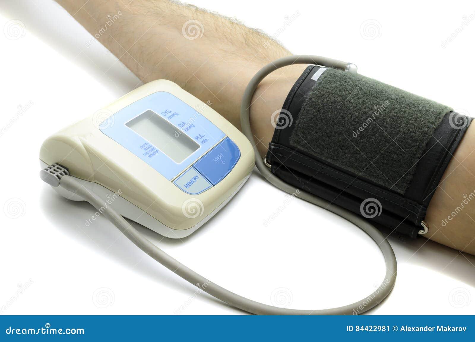att mäta blodtryck