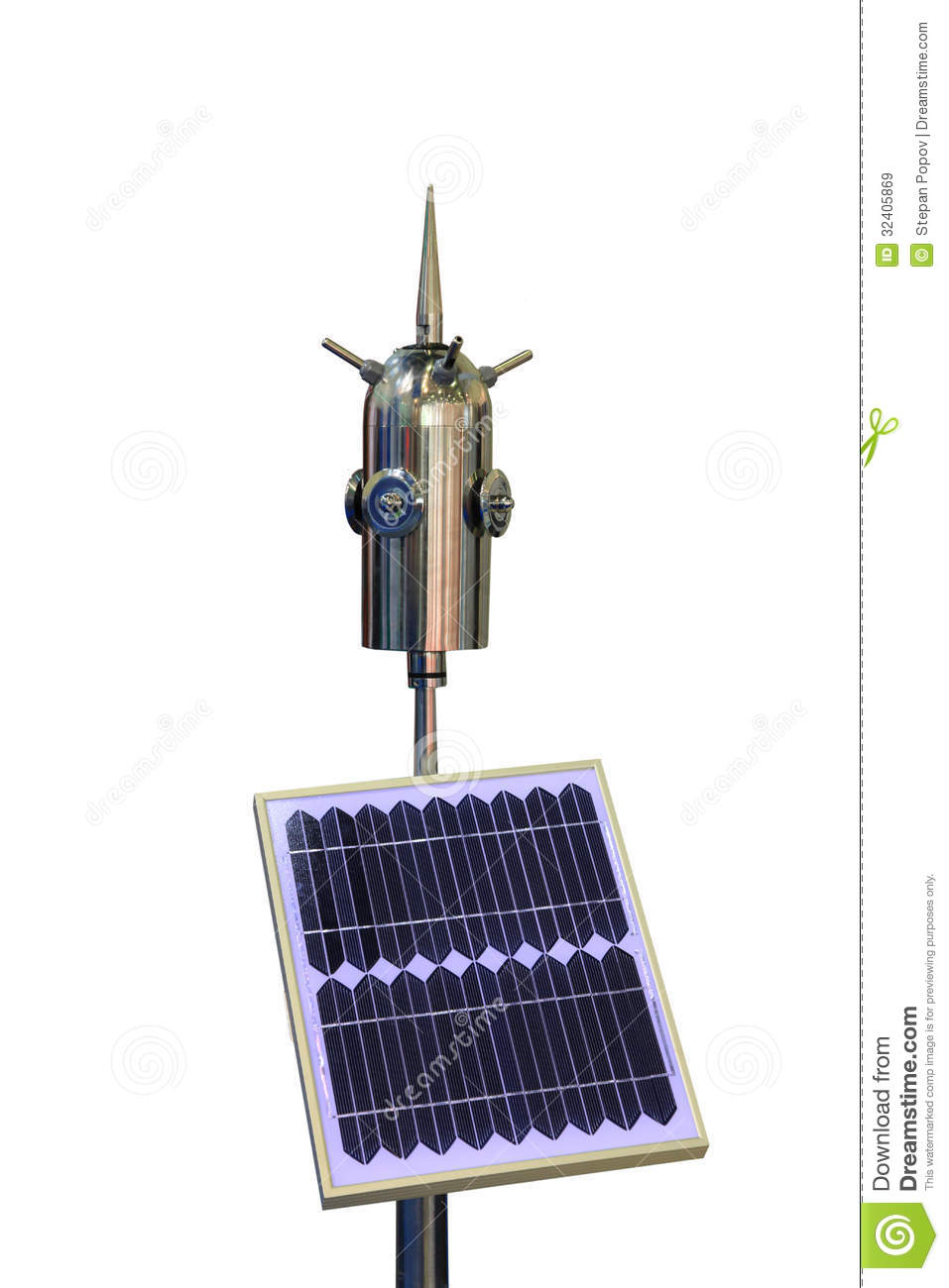Use Electric Measuring Devices : Instrument for measuring atmospheric electricity royalty