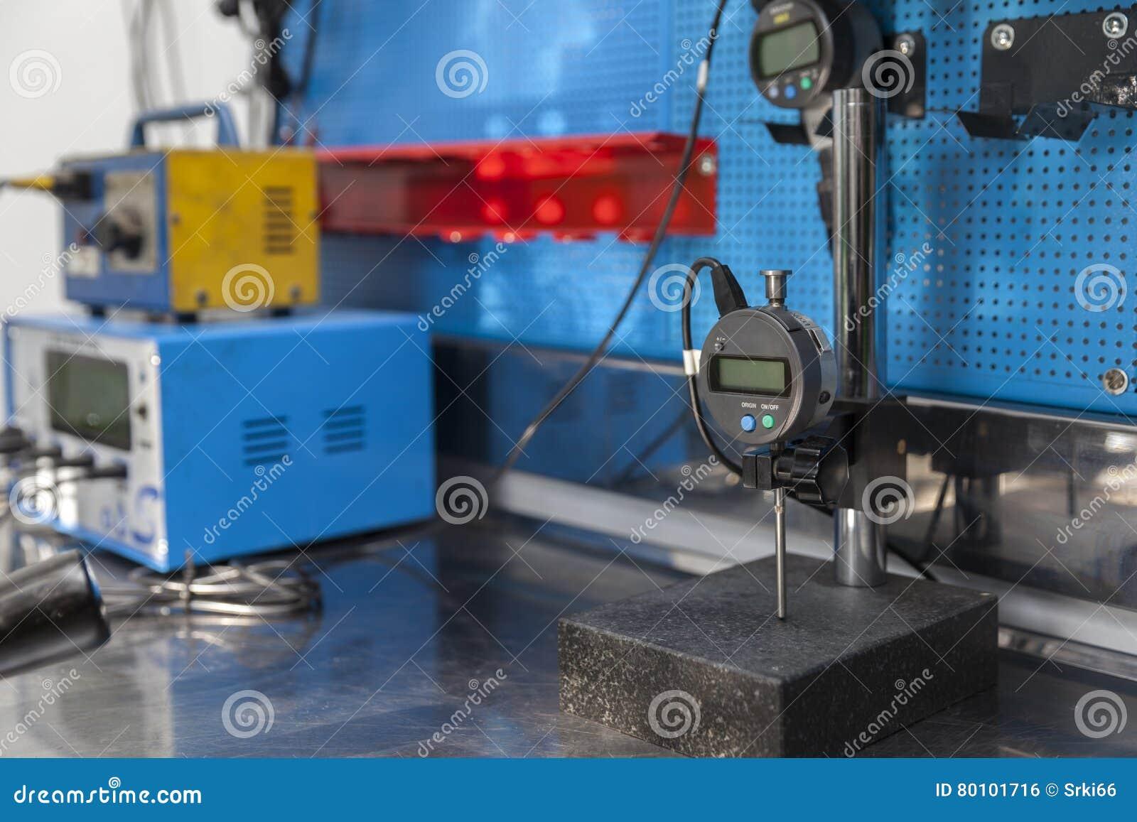 Instrumento de medição preciso, micrômetro