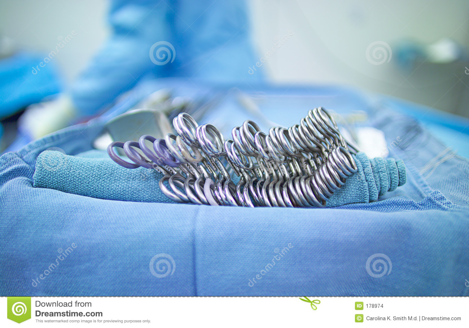 Instrumentos 2 de la cirugía