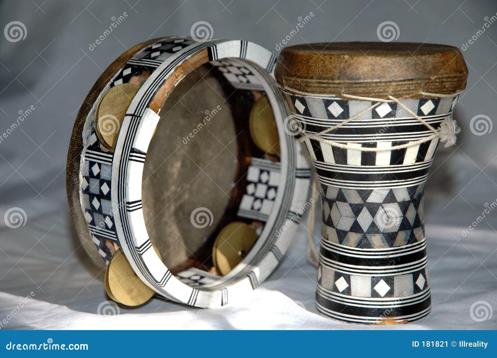 Instruments égyptiens