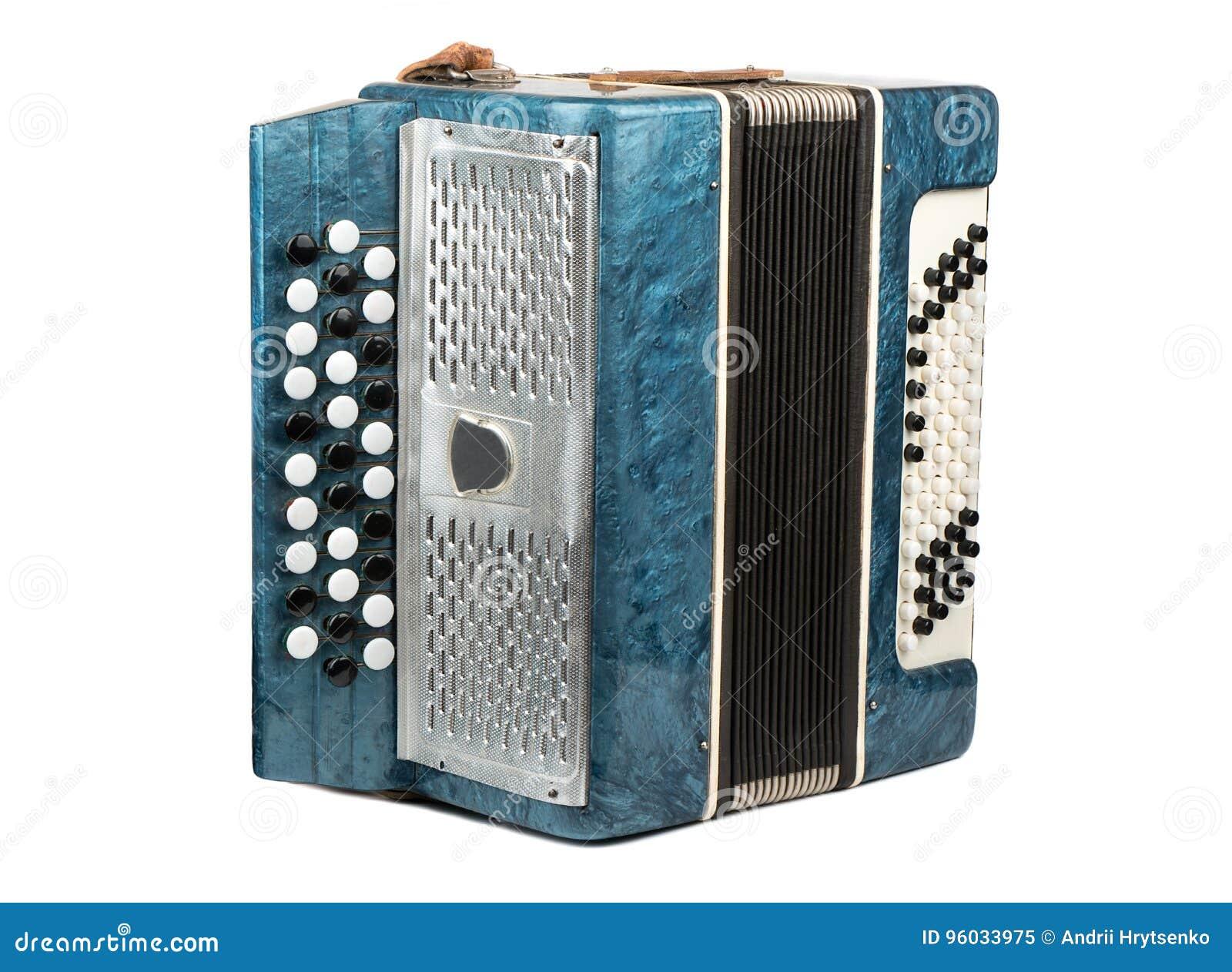 Instrumentu muzycznego bayan akordeon