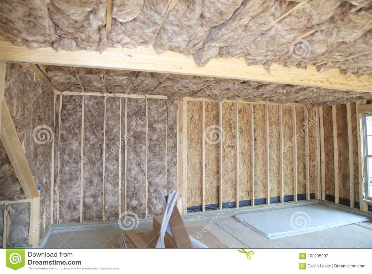 Insulation in New Home