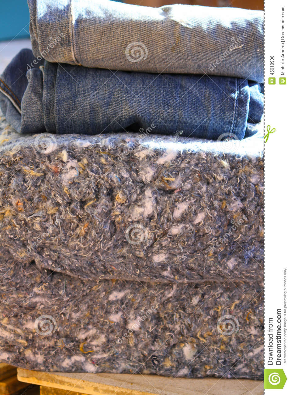 Insulation sustainable materials stock photo image 45018906 for Eco friendly house insulation