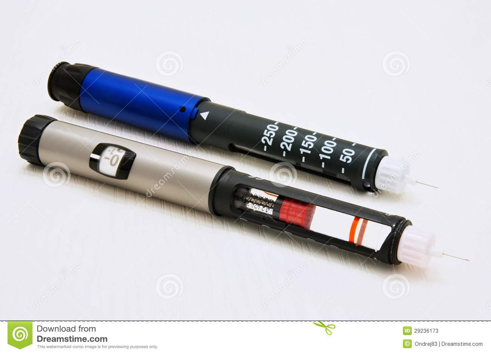 Insulin skrivar