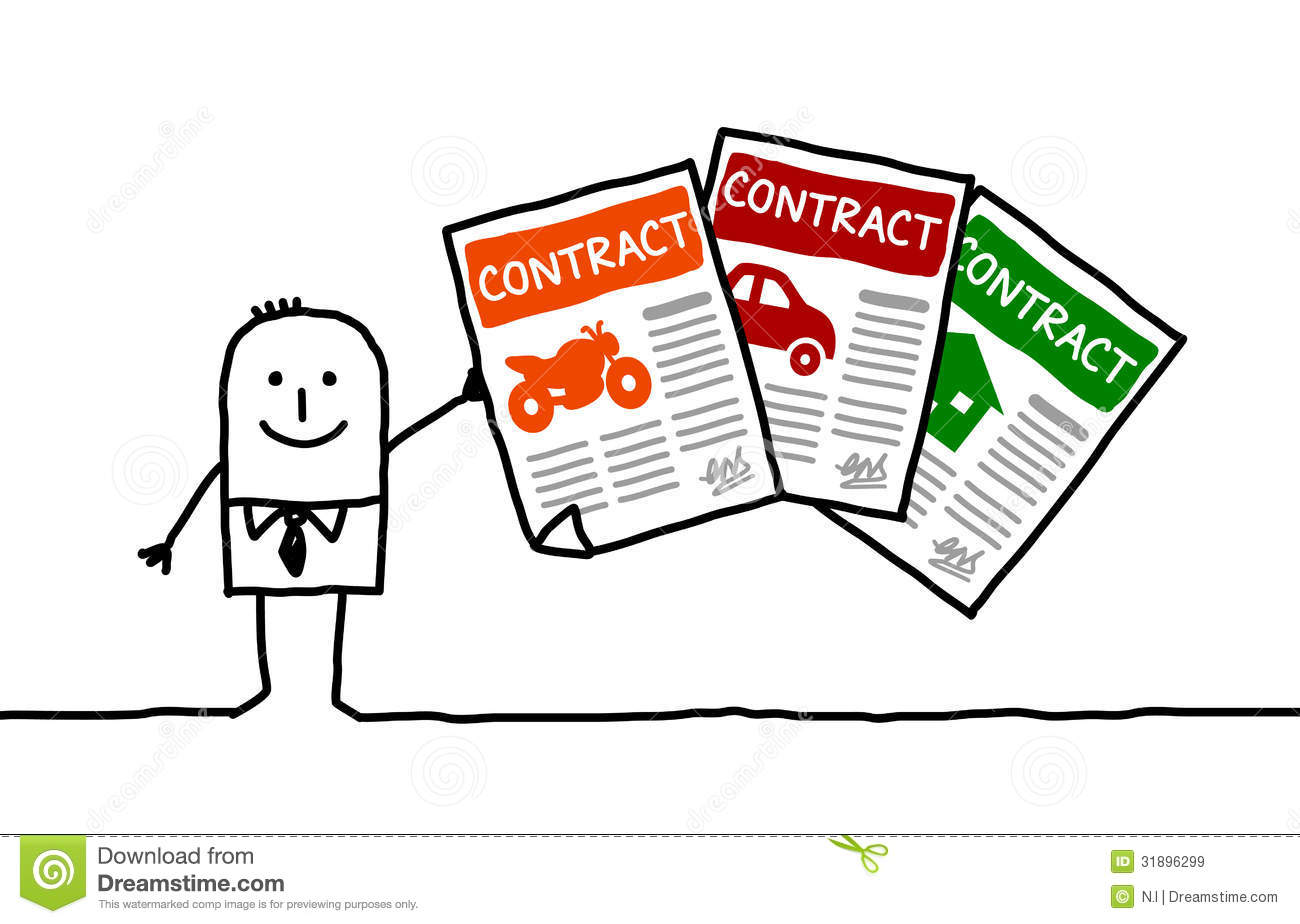 how to get insurance contracts