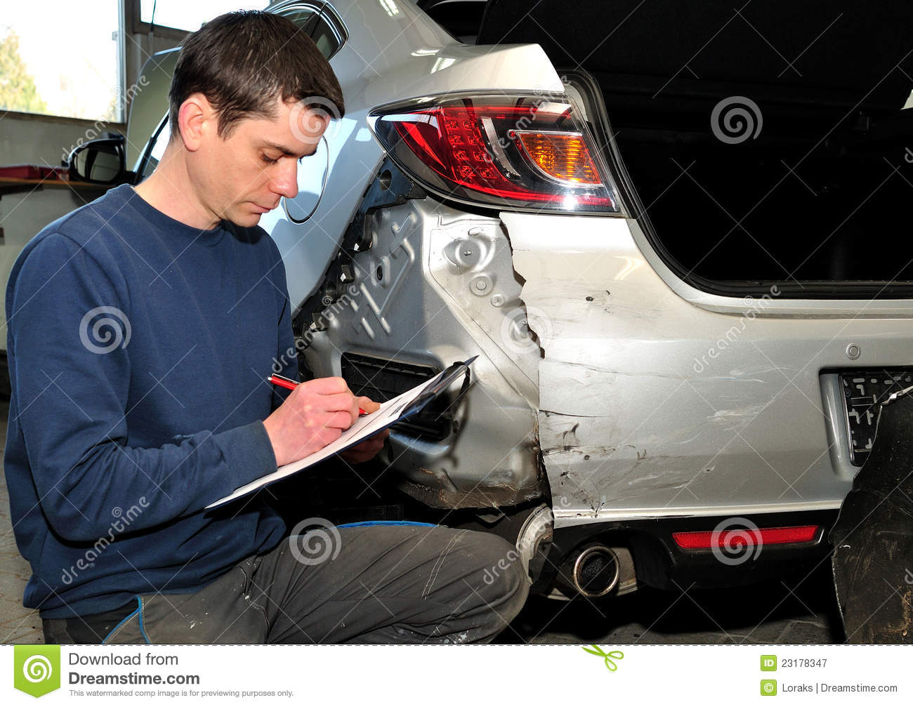 Cost To Fix Car After Accident