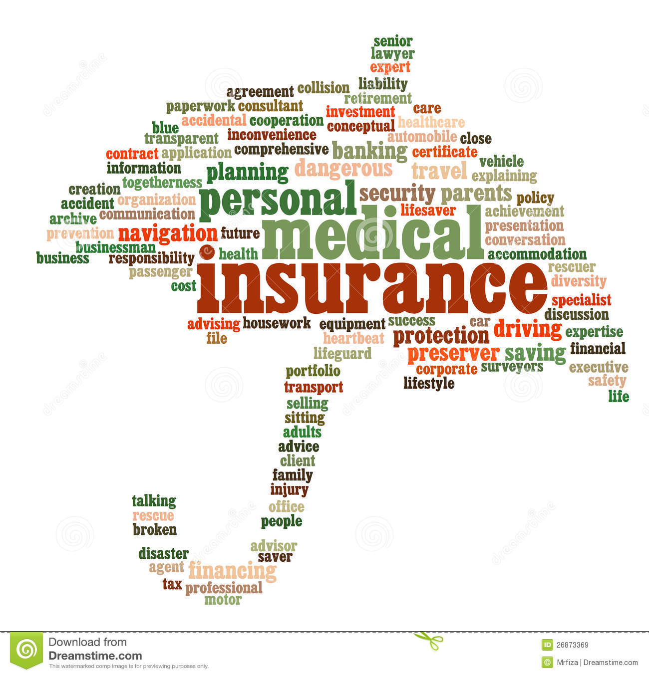 insurance info text graphics royalty free stock images