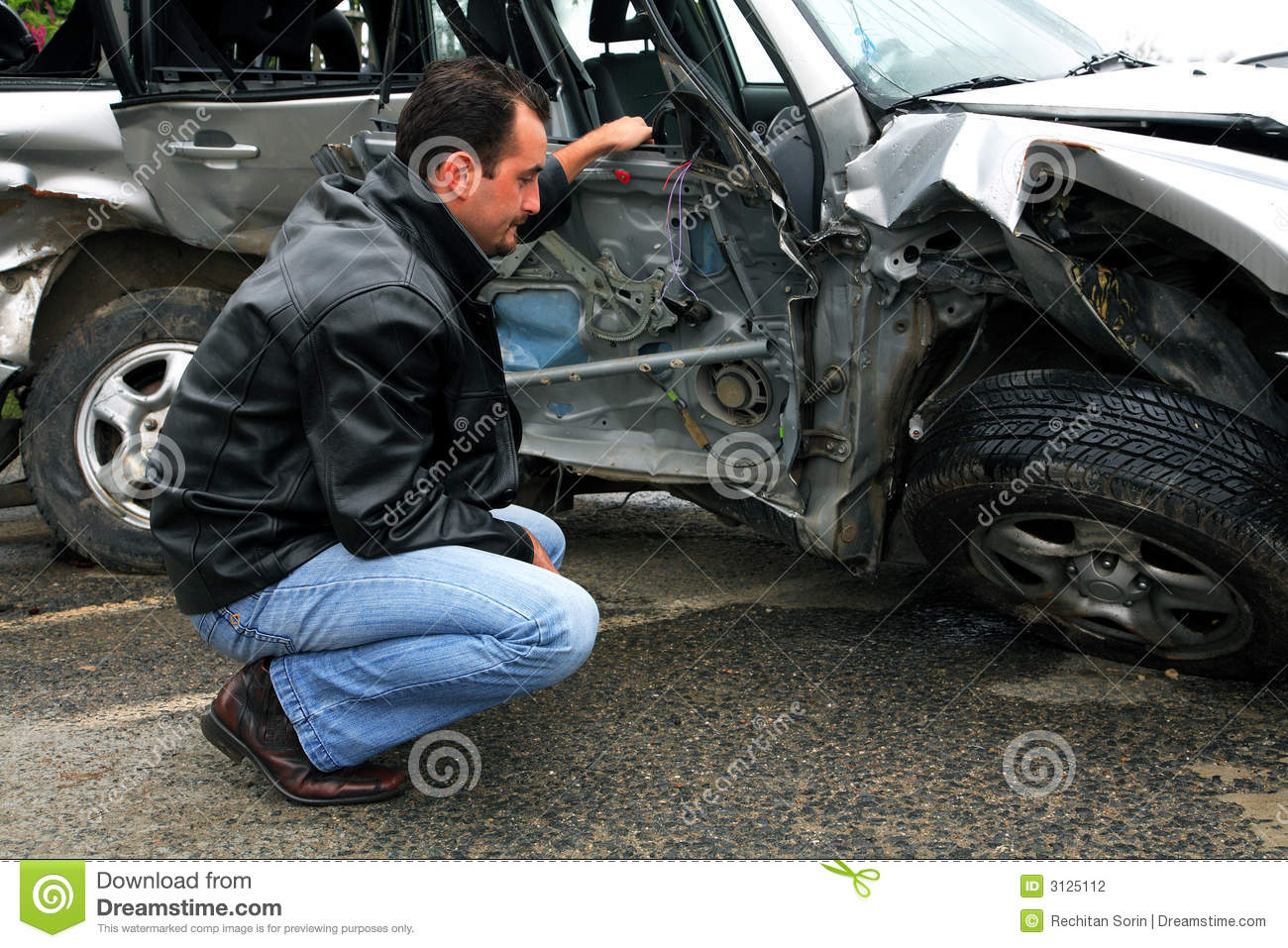 Insurance inspector stock photo. Image of inspecting ...