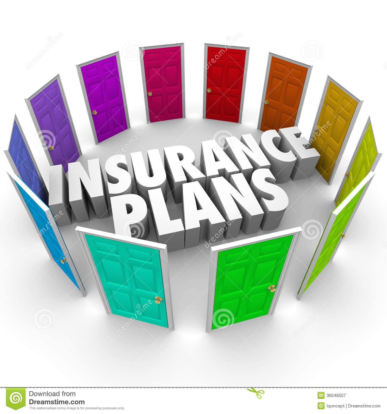 insurance-plans-many-options-health-care-choices-doors-words-middle-colored-illustrating-several-confusing-you-36046507.jpg