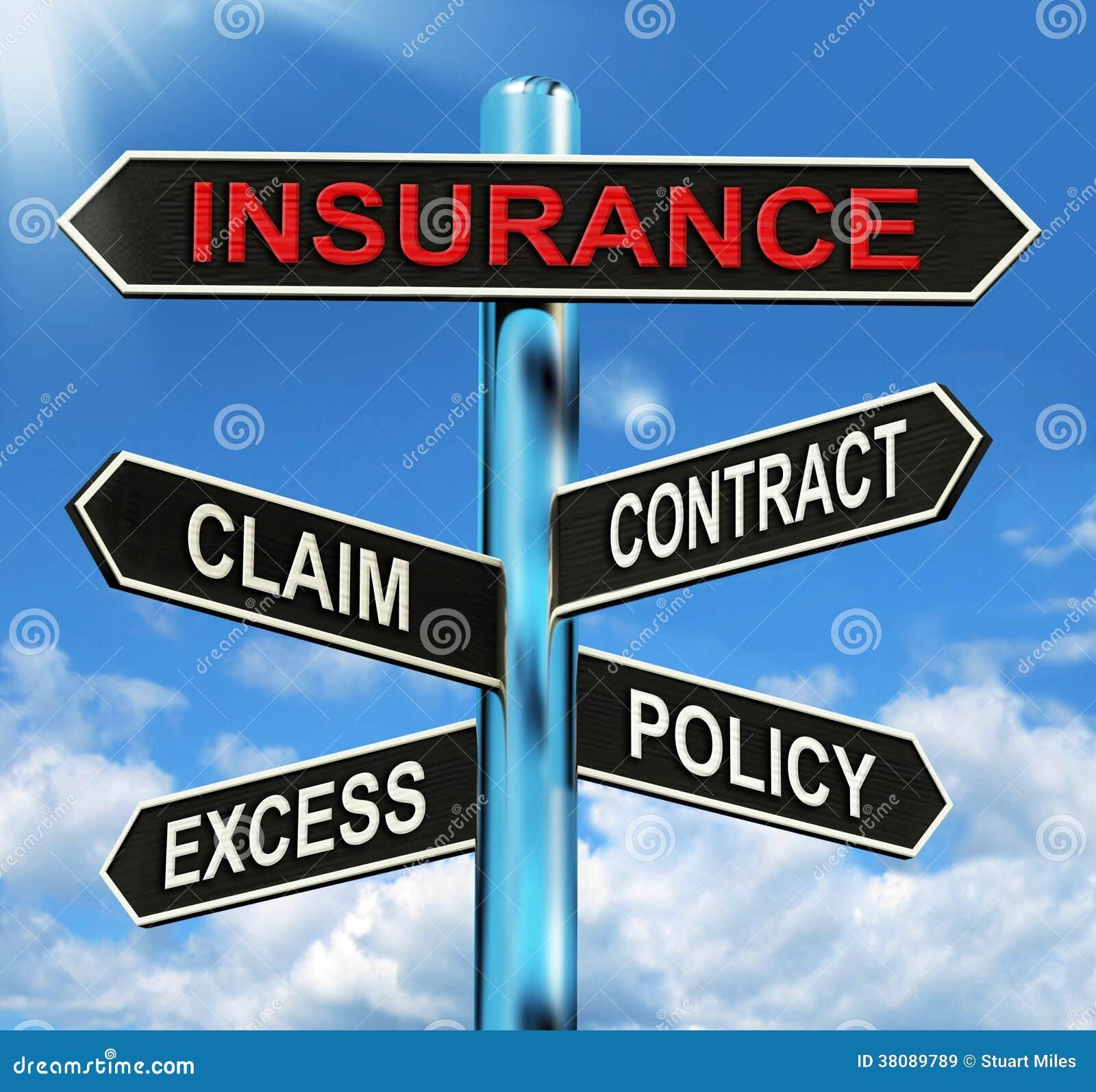 Insurance Xs Definition