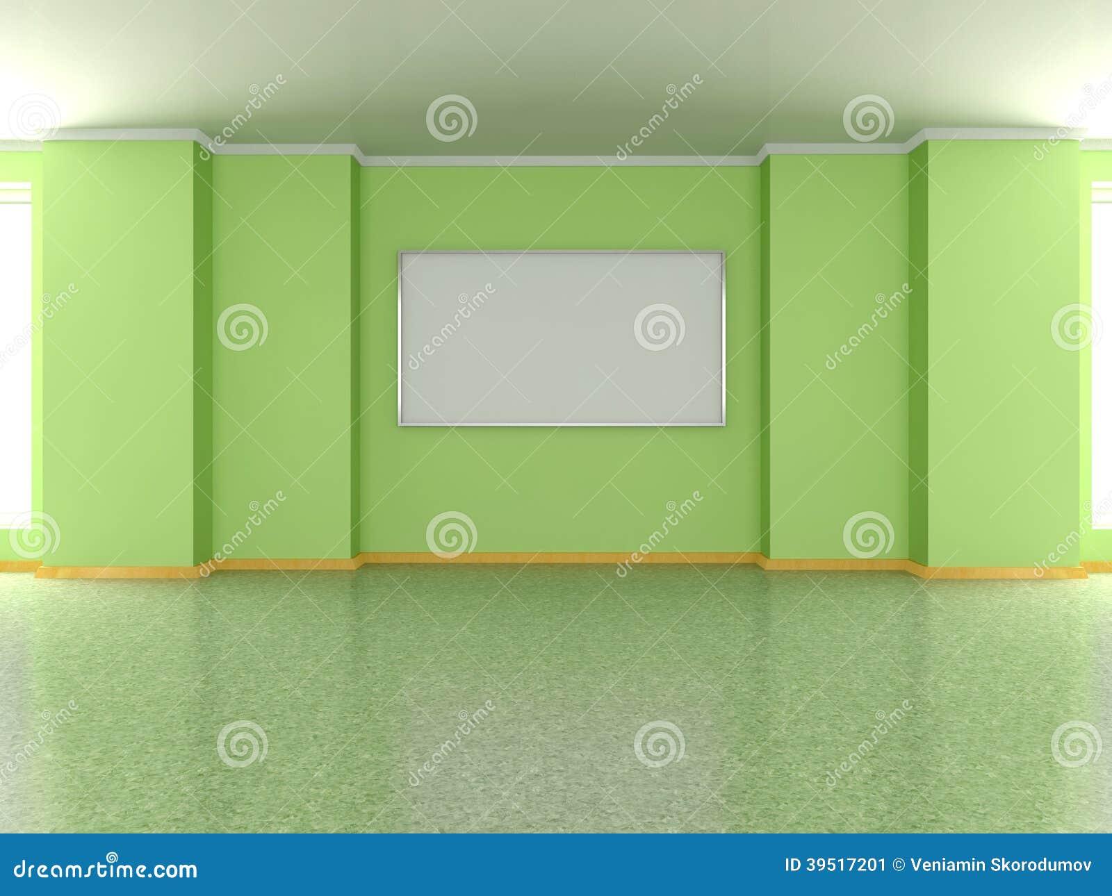 Maison moderne peinture