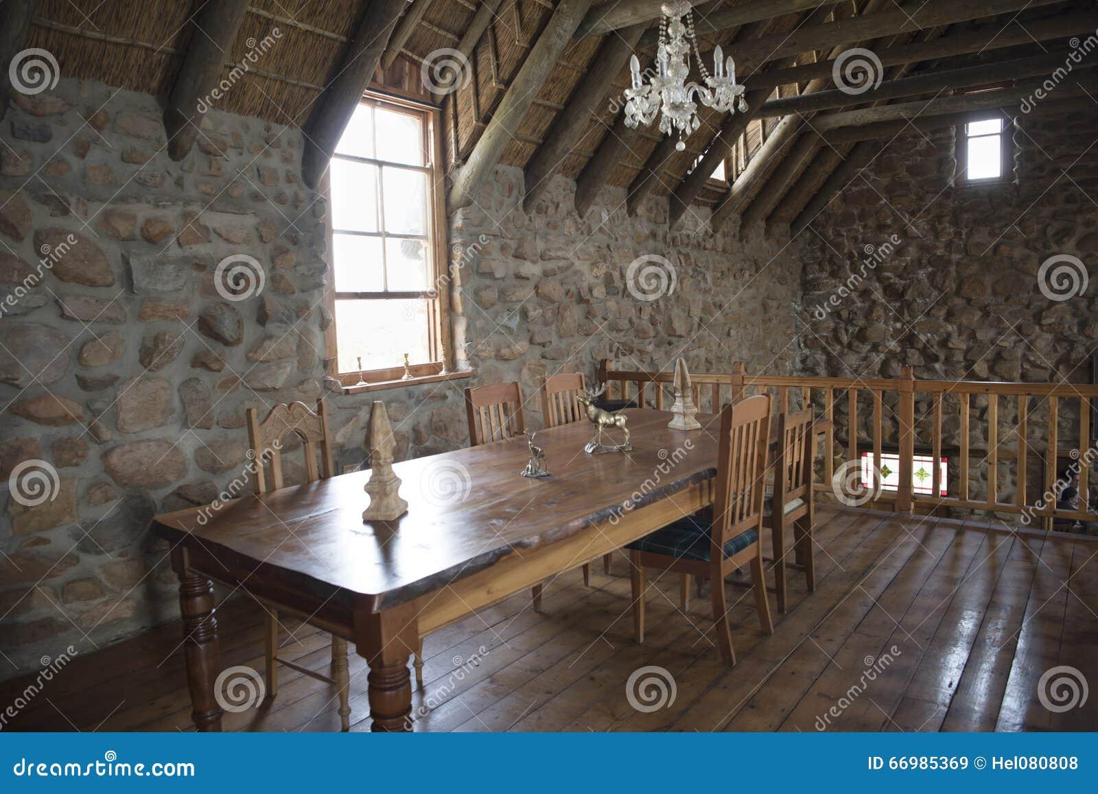 int rieur cossais de vieille maison en pierres s ches image stock image du ashlar cossais. Black Bedroom Furniture Sets. Home Design Ideas