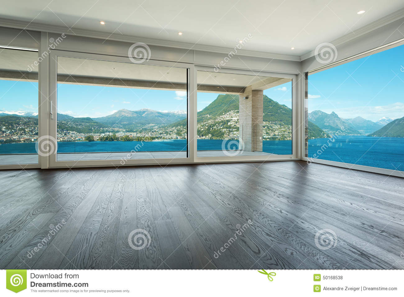 Int rieur belle maison moderne photo stock image 50168538 for Belle maison moderne interieur