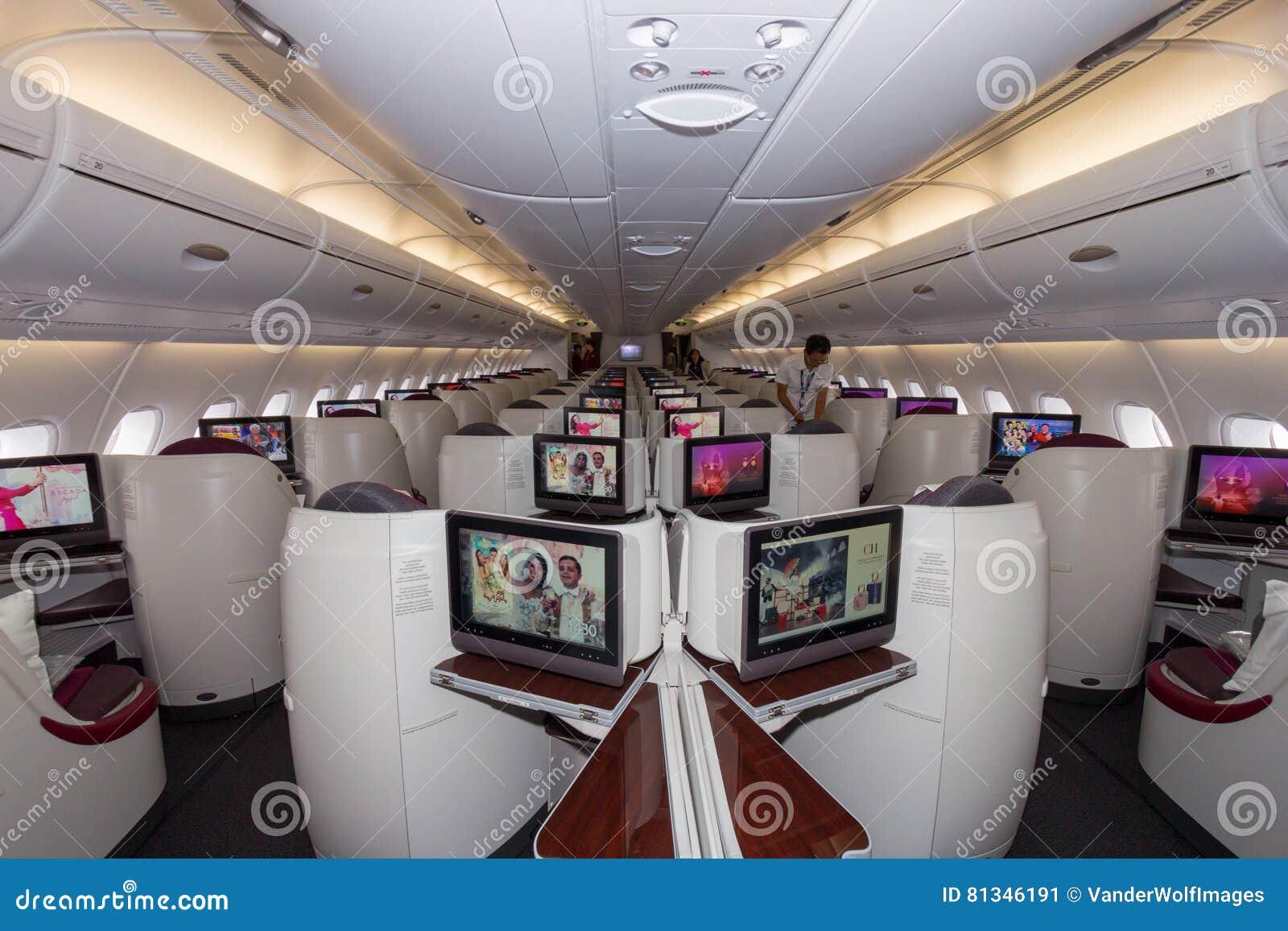 intrieur d airbus a380