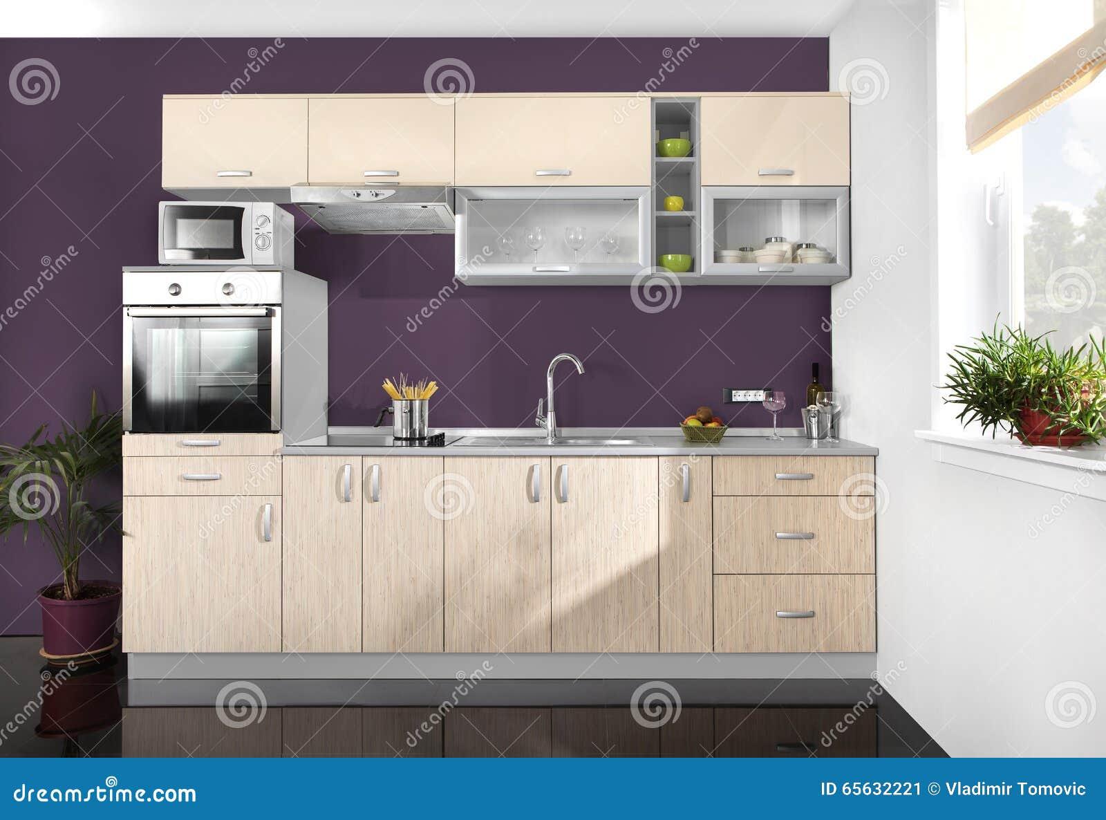 emejing cuisine simple et moderne ideas. Black Bedroom Furniture Sets. Home Design Ideas