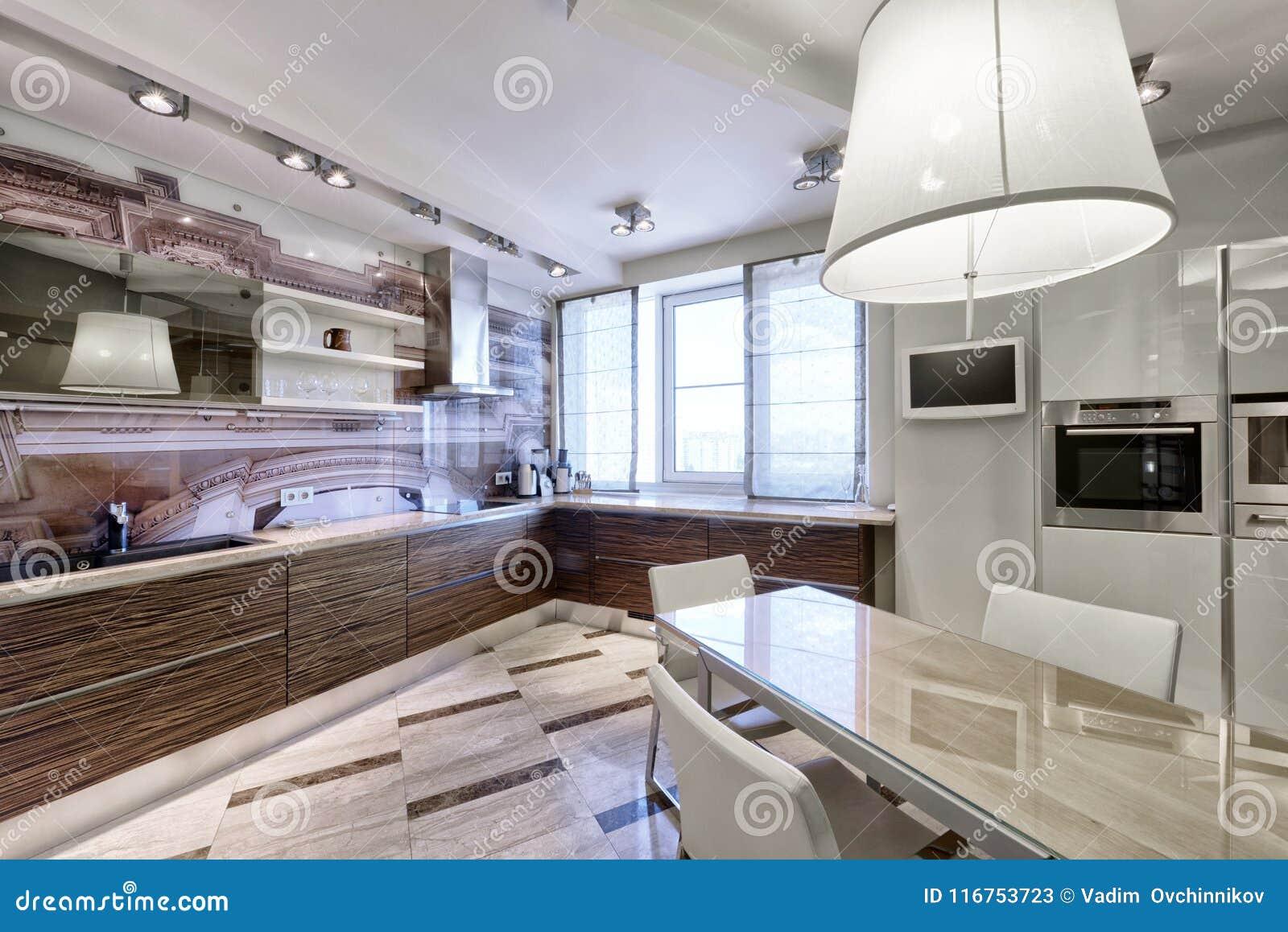 Intérieur D\'une Maison Moderne Image stock - Image du ...