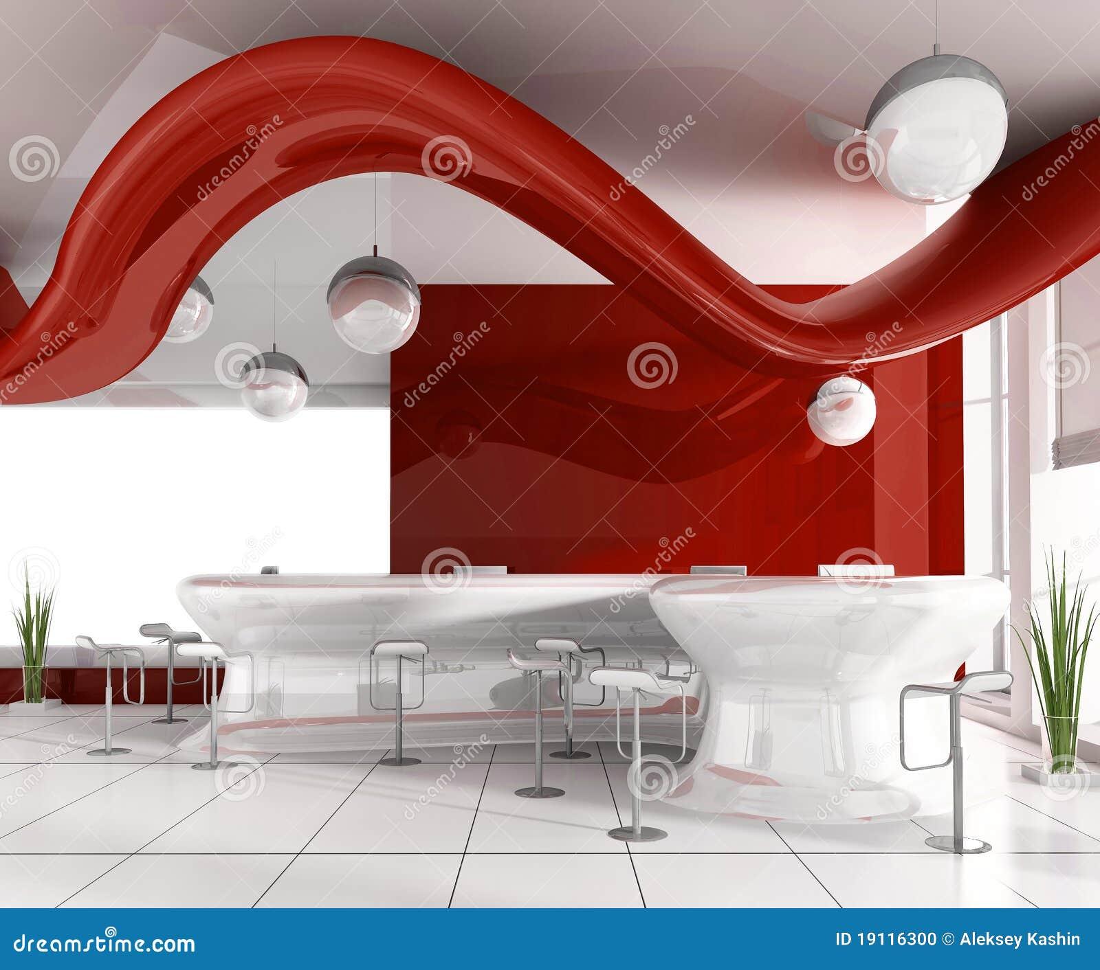 Intérieur de bureau