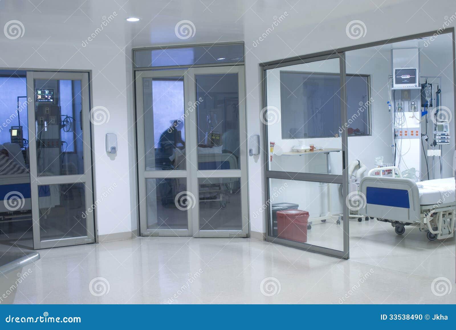 Int Rieur De Couloir L 39 Int Rieur D 39 Un H Pital Moderne Photo Stock Image 33538490