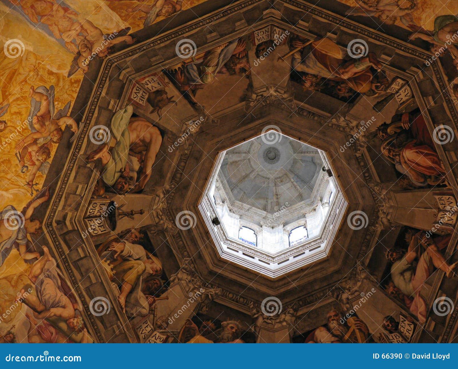 Intérieur de Duomo