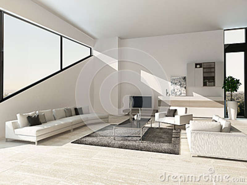 Emejing salon moderne deluxe ideas amazing house design