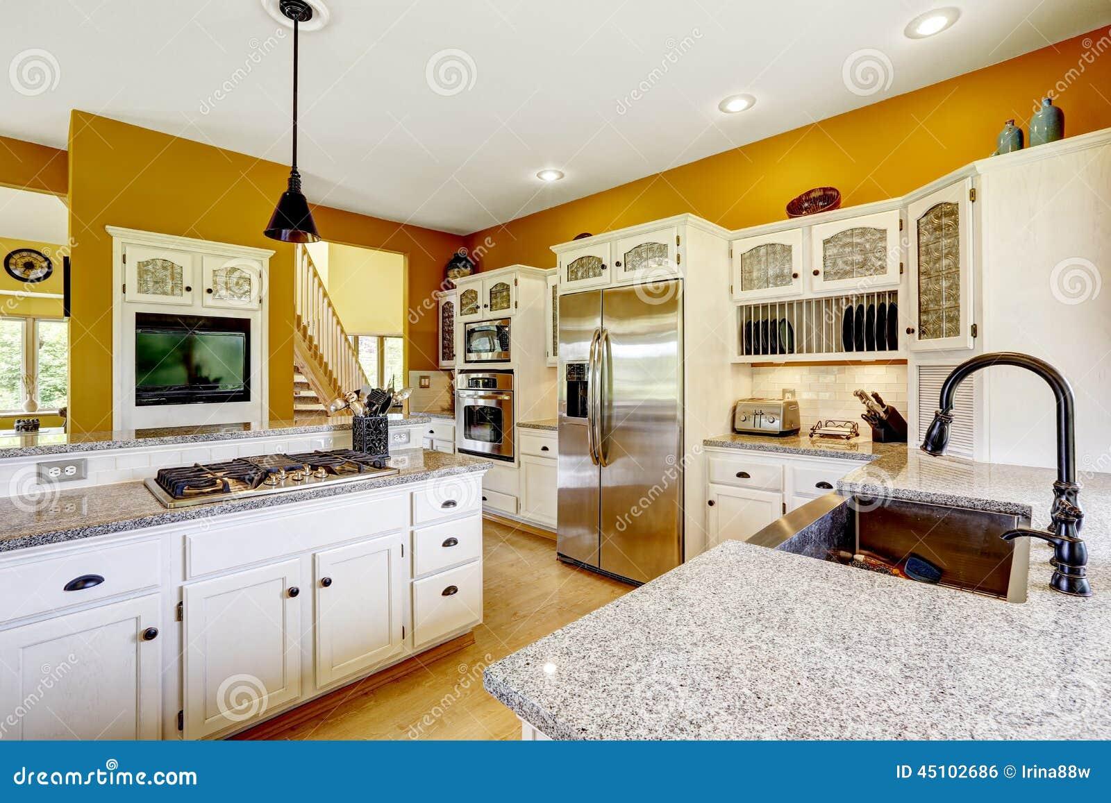 Int rieur de maison de ferme int rieur de luxe de pi ce de for Interieur maison de luxe