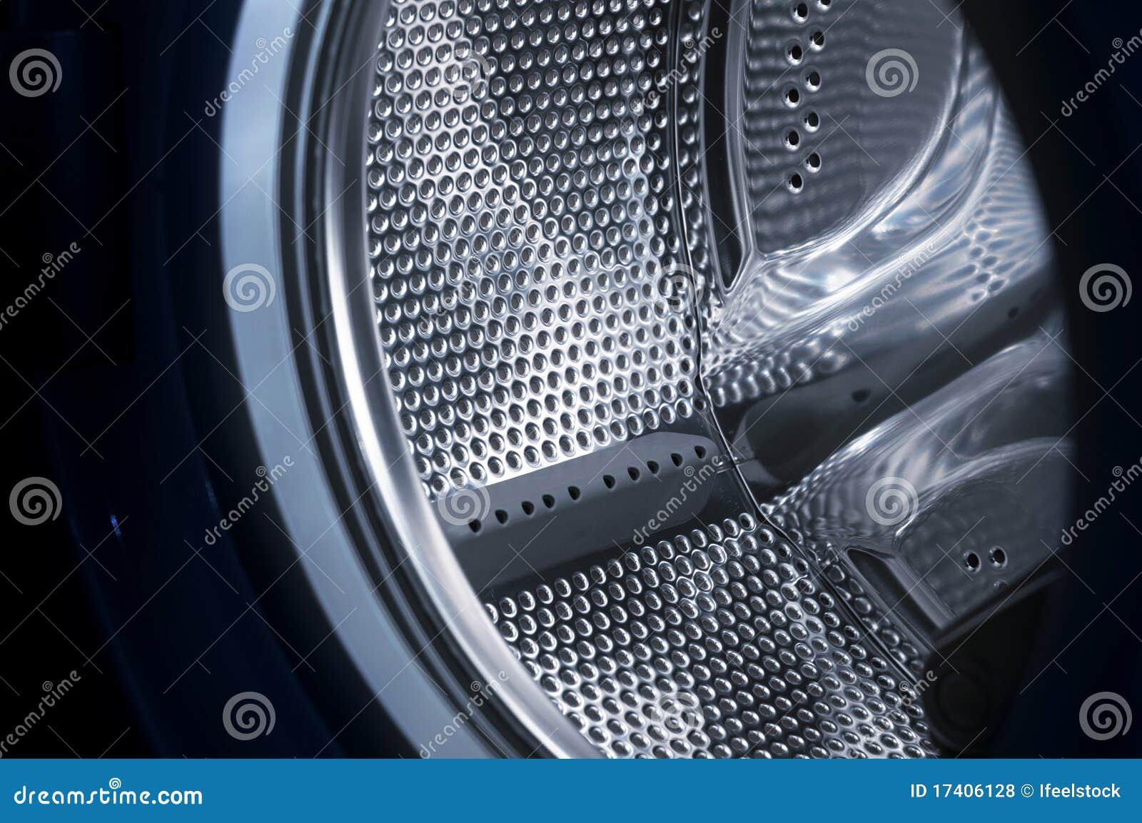 Int rieur de tambour de machine laver photos libres de for Nettoyage tambour machine a laver