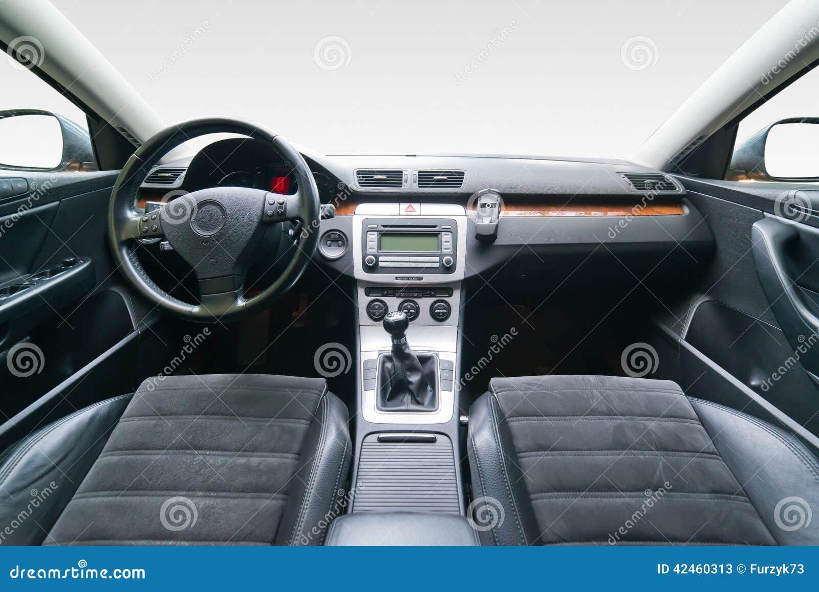 int 233 rieur de voiture de luxe photo stock image 42460313